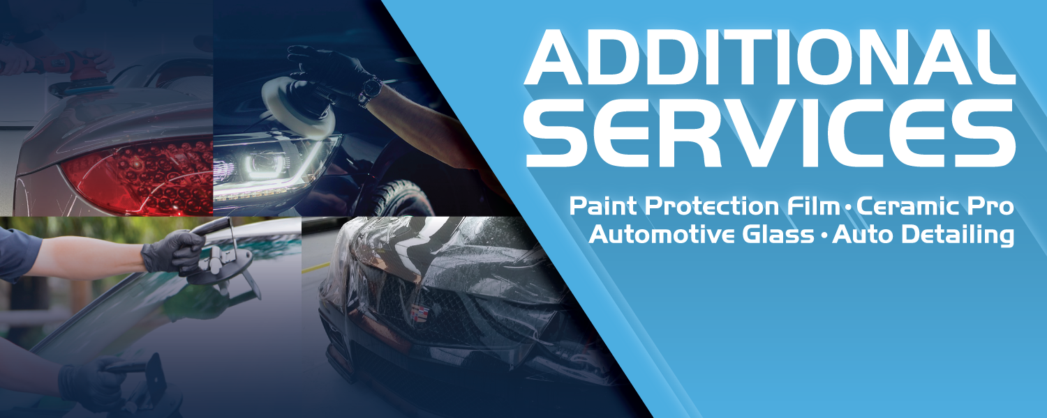 additional automotive services